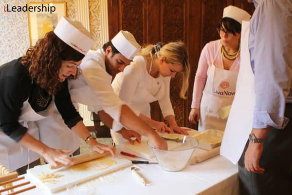 Team Integration in cucina