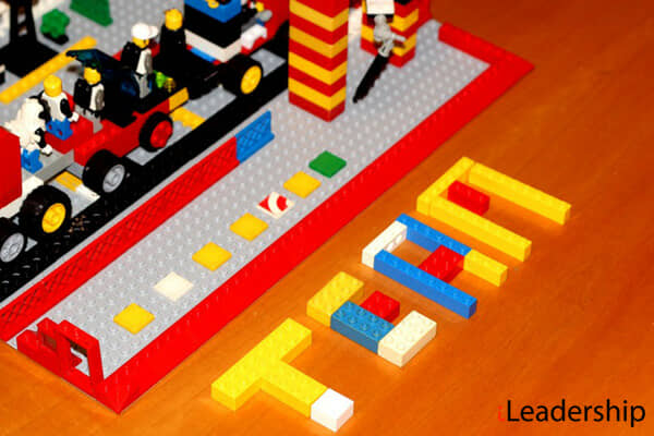 Team Engineering: Lego