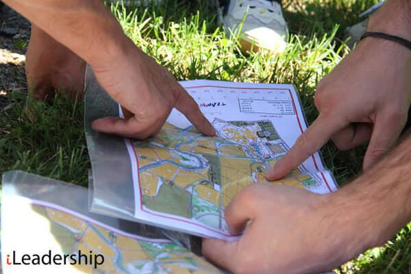 Orienteering Training