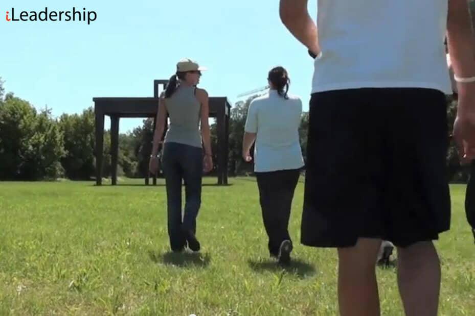 Orienteering nel parco di Monza