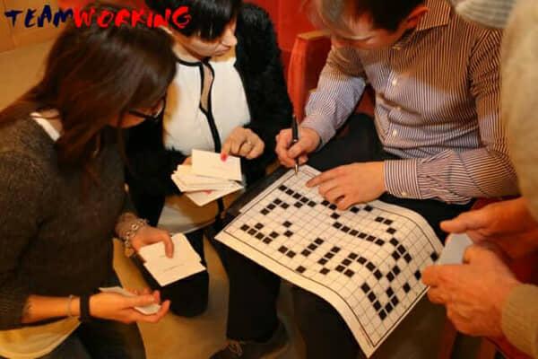 Crossword Activity